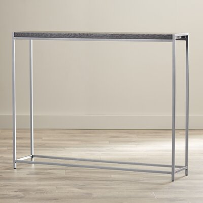 Zipcode™ Design Console Table