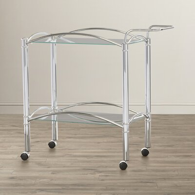 Zipcode™ Design Clarkesville Serving Cart
