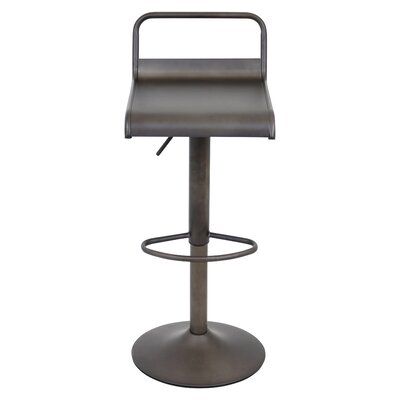 Zipcode™ Design Willa Adjustable Height Swivel Bar Stool
