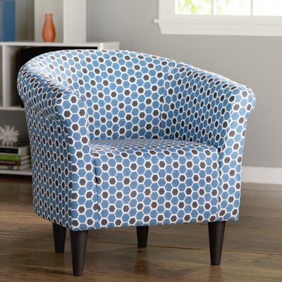Zipcode™ Design Bellair-Meadowbrook Terrace Hexi Club Chair