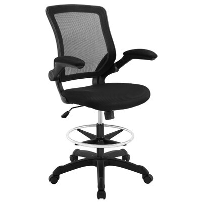 Zipcode™ Design Gail Drafting Chair with Footring