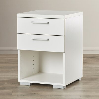 Zipcode™ Design Shelby 2 Drawer Nightstand