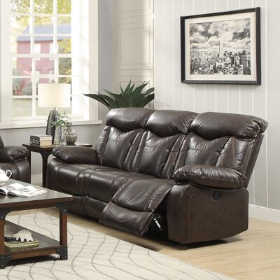 Wildon Home ® Zimmerman Power Leather Reclining..