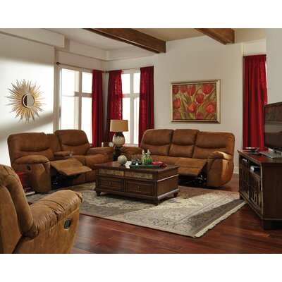 Wildon Home ® Motion Loveseat