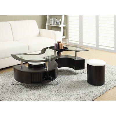 Wildon Home ® 3 Piece Coffee Table Set