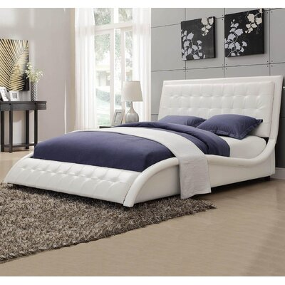 Wildon Home ® King Upholstered Platform Bed