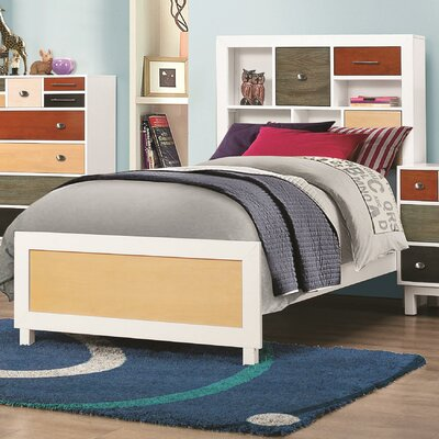 Wildon Home ® Lemoore Twin Panel Bed