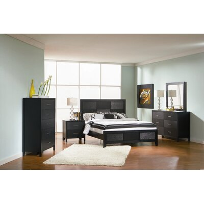 Brayden Studio Bill Panel Customizable Bedroom Set