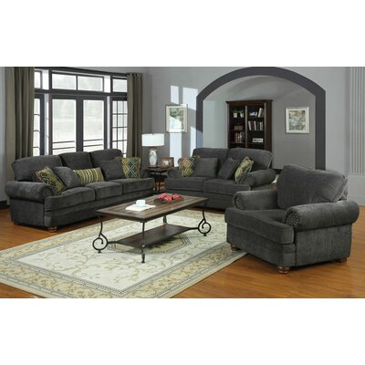 Wildon Home ® Crawford Chenille Living Room Collection