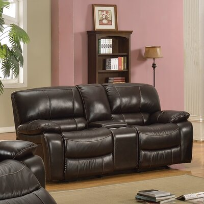 Flair Kiowa Recliner Loveseat