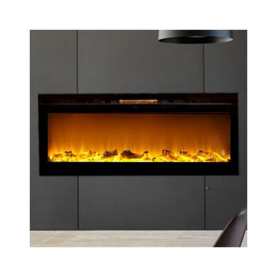 Moda Flame Pro Cynergy Log Built In Wall Mount Electric