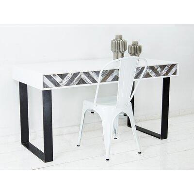 ModShop Capri Writing Desk with U Leg