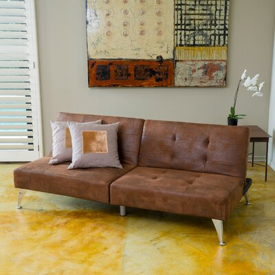 Wade Logan Denwood Oversized Sleeper Sofa