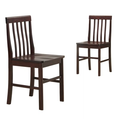 Home Loft Concepts Princeton Side Chair (Set of 2)