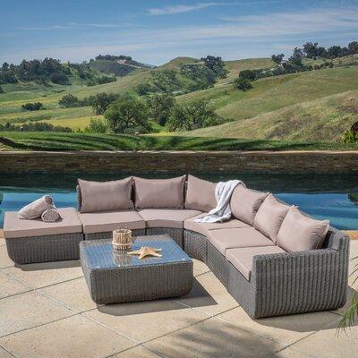 . Home Loft Concepts 6 Piece Trabuco Seating Group   Reviews   Wayfair