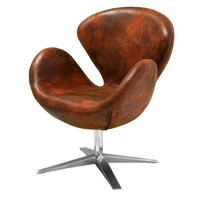 Home Loft Concepts Modern Petal Arm Chair