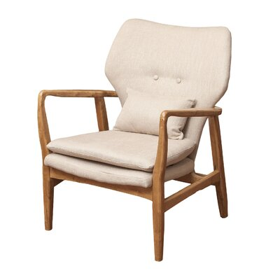 Home Loft Concepts Isabella Accent Arm Chair