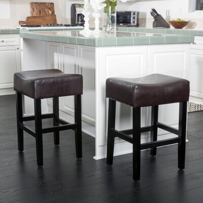 Darby Home Co Alorton Bar Stool (Set of 2)