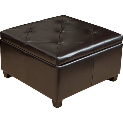 Home Loft Concepts Weldon Storage Ottoman