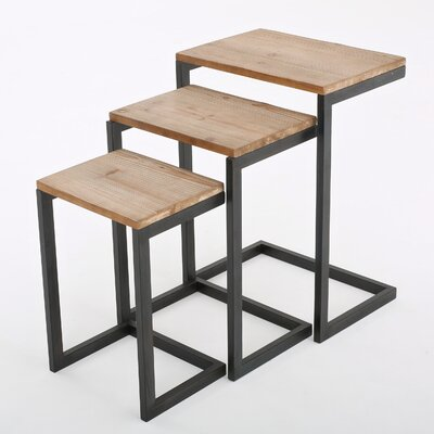 Mercury Row Cetus Nesting Tables
