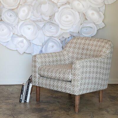 Latitude Run Chelsea Retro Arm Chair