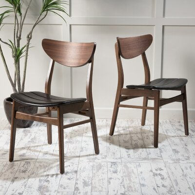 Home Loft Concepts Jason Side Chair (Set of 2)