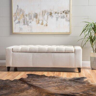 Home Loft Concepts Clarke Storage Ottoman