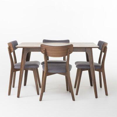 Home Loft Concepts Fiona 5 Piece Dining Set