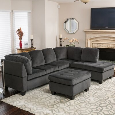Home Loft Concepts Evan Sectional