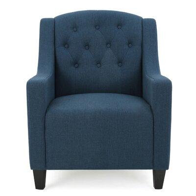 Home Loft Concepts Duvalle Tufted Club Chair