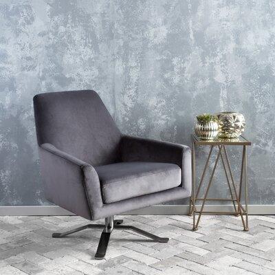 Home Loft Concepts Jepsen Swivel Club Chair