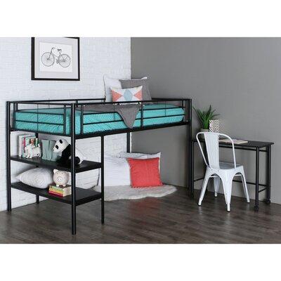 Home Loft Concepts Twin Loft Bed Reviews Wayfair