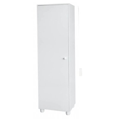 Hazelwood Home 1 Door Storage Cabinet