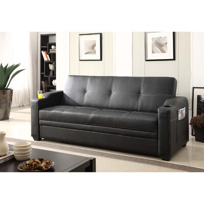 Hazelwood Home Functional Sleeper Sofa