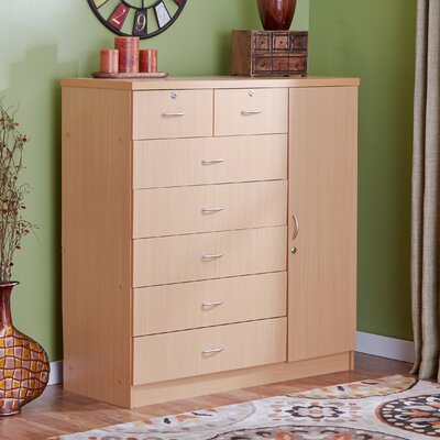 Andover Mills Adams 7 Drawer Dresser