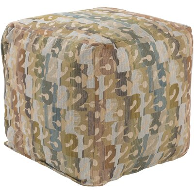 Andover Mills Riverdale Pouf Ottoman