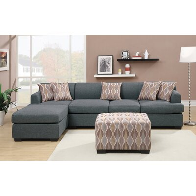 Andover Mills Corporate Sectional
