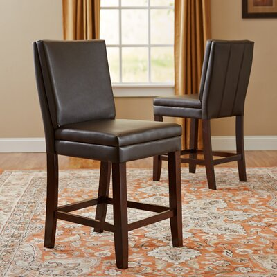 Andover Mills Hudson Counter Height Side Chair ..