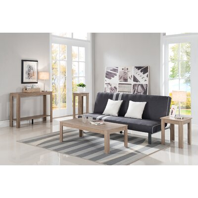 Andover Mills Inca 4 Piece Coffee Table Set