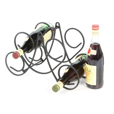 Andover Mills Hyder 5 Bottle Tabletop Wine Rack