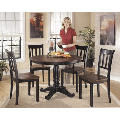 Andover Mills 5 Piece Dining Set