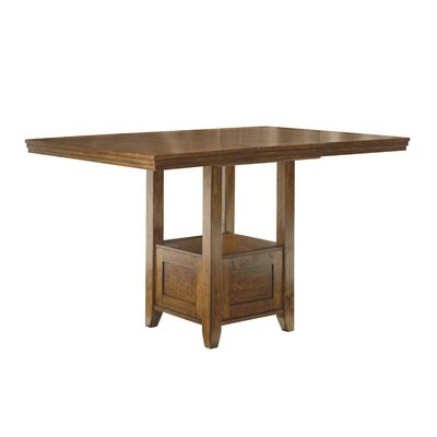 Andover Mills Rebecca Counter Height Extendable Dining Table