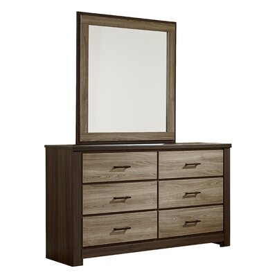Andover Mills Lawson 6 Drawer Double Dresser