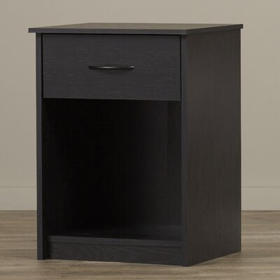 Andover Mills Bowdoin Hill 1 Drawer Nightstand