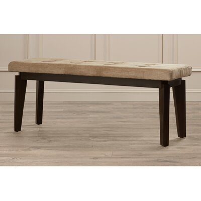 Andover Mills Inez Wood Kitchen Bench