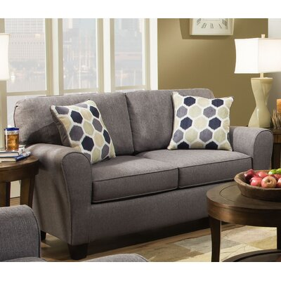 Andover Mills Calloway Loveseat