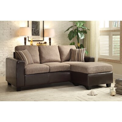 Andover Mills Inez Reclining Sectional