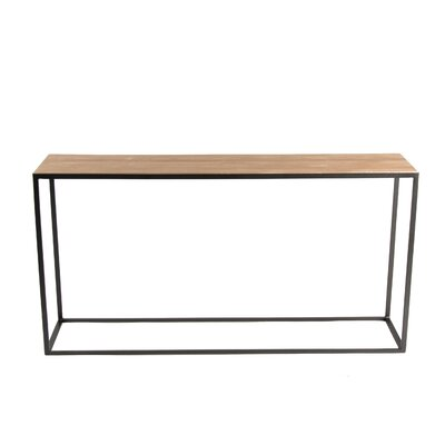 Sterk Furniture Company Cardway Console Table