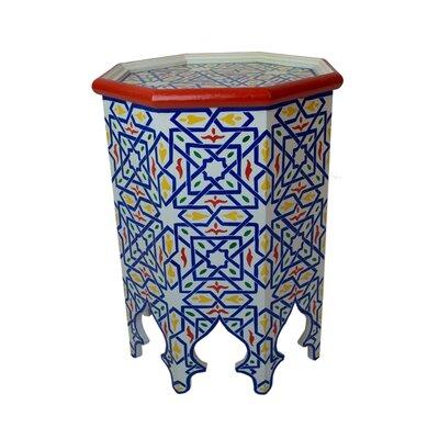 Casablanca Market Tasteer End Table