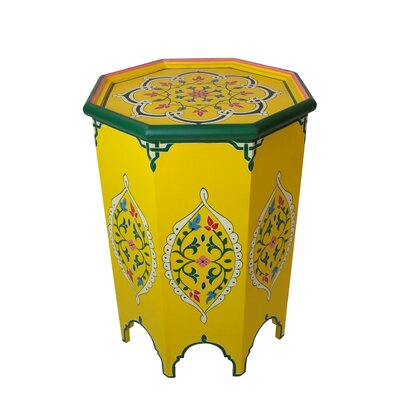 Casablanca Market Safi Hand-painted Side ..